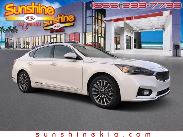 new 2017 kia cadenza premium 4dr car in miami 7126 sunshine kia of miami. Black Bedroom Furniture Sets. Home Design Ideas