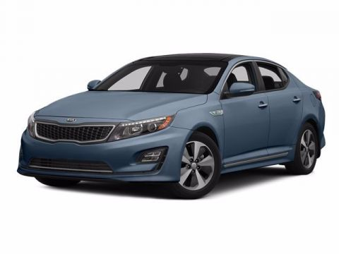 Pre-Owned 2014 Kia Optima Hybrid EX