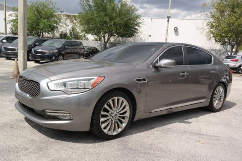 Certified Pre-Owned 2015 Kia K900 Luxury