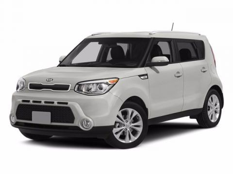 Certified Pre-Owned 2014 Kia Soul Base