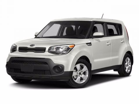 Certified Pre-Owned 2018 Kia Soul Base