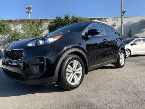 Certified Pre-Owned 2017 Kia Sportage LX